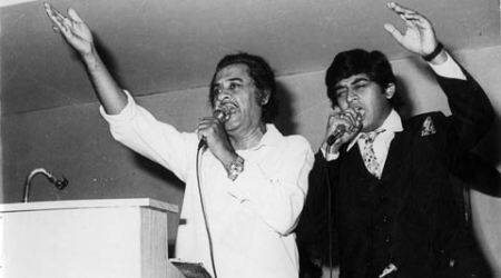 Kishore Kumar, the singer who hated acting