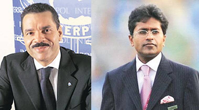 Lalit Modi, lalit modi row, lalit modi interpol, lalit modi contreoversy, IPl, interpol, red corner notice, ipl news, lalit modi news, latest news