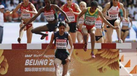 Lalit Babur finishes 8th in 3000m steeplechase final at World AthleticsChampionship