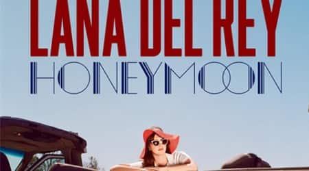 Lana Del Rey reveals 'Honeymoon' albumtracklist