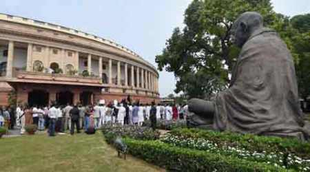 Parliamentary panel on land bill postpones meet following suspension of Congress MP