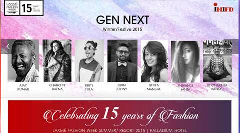 100 designers to present line up at Lakme Fashion Week 2015