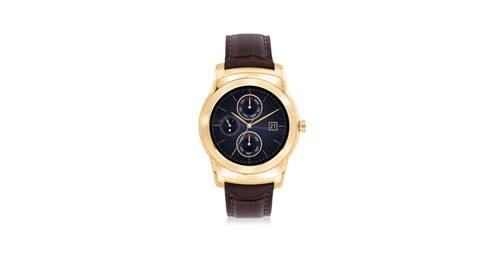 LG Watch Urbane Luxe with 23-k gold launched, starts at $1200