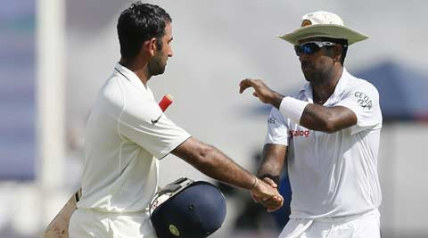 Live Cricket Score, India vs Sri Lanka, 3rd Test, Day 3: India remove Sri Lanka openers in Colombo