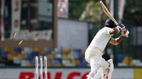 Live Cricket Score, India vs Sri Lanka, 3rd Test, Day 4: India look to build stiff lead against Sri Lanka