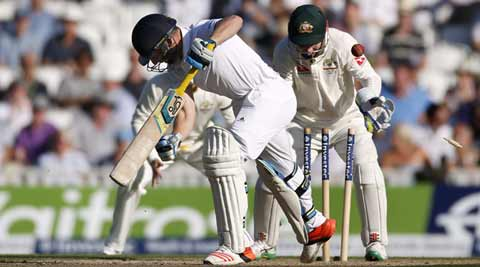 Eng vs Aus, 5th Test, Day 2: England end Day 2 at 107/8 againstAustralia