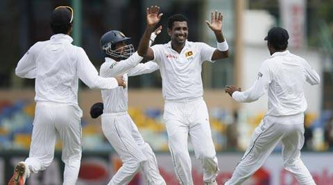 Live Cricket Score India vs Sri Lanka 3rd Test Day 1: India lose two in a hurry against Sri Lanka