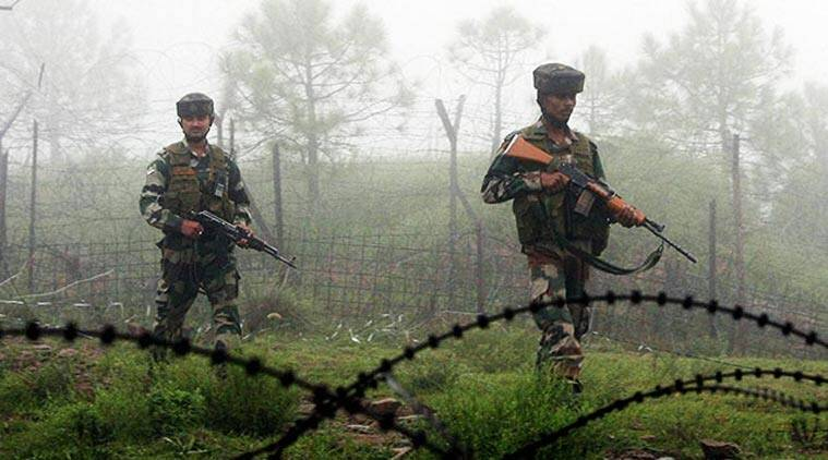 infiltration, terrorists infiltration, indian Army,  LoC terrorists infiltration,  Line of Control, Jammu & Kashmir,  J&K terrorists infiltration, indian Army, J&K Army,  terrorists infiltration, Line of Control Kashmir, kashmir Line of Control, Loc kashmir, Army LoC Kashmir, india news, nation news