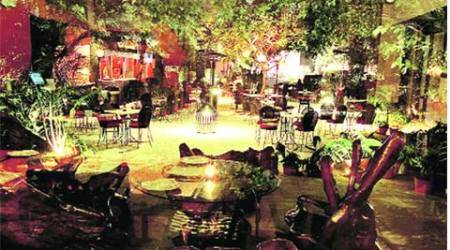 Lodhi Garden restaurant to go under the hammer