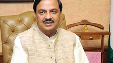 Congress hits back at Mahesh Sharma over his 'no work, no pay' remark
