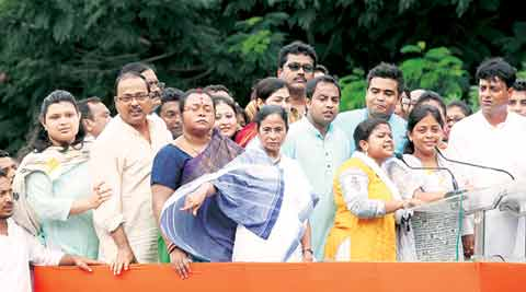 Surya Kanta Mishra, Mamata Banerjee, TMCP, TMCP rally, BJP, bharatiya janata party, International Labour Organisation, india news, news