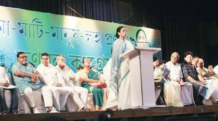 mamata banerjee, mamata syndicate raj, mamata banerjee administrative meeting, kolkata administrative meeting, kolkata illegal sand mining, mamata latest news