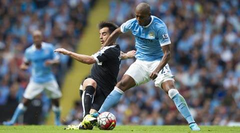 EPL: Manchester City maintain perfect start, Chelsea slump at home