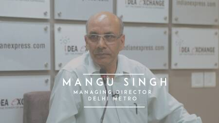 Mangu Singh On Land Acquisition & Rehabilitation