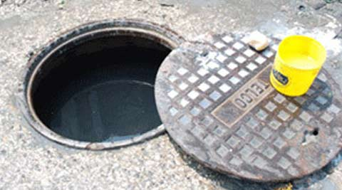 Four-year-old girl dies after falling into manhole in northDelhi