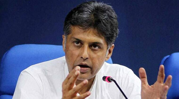 Manish Tewari, Manish Tewari twitter, Manish Tewari trolled, Internet Trolling, Congress BJP twitter,, manish tiwari, Twitter India, Narendra Modi Twitter, India News, Indian Express