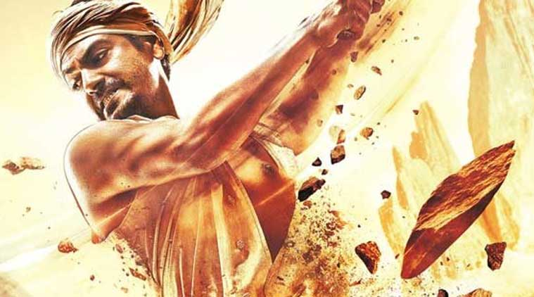 Manjhi review, Manjhi movie, Manjhi, Manjhi movie review, Manjhi the Mountain movie review, Nawazuddin Siddiqui, Radhika Apte, Ketan Mehta