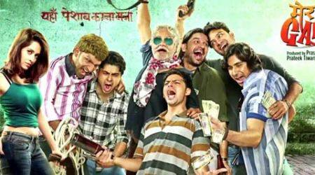 Title track of Zeishan Quadri's 'Meeruthiya Gangsters' unveiled