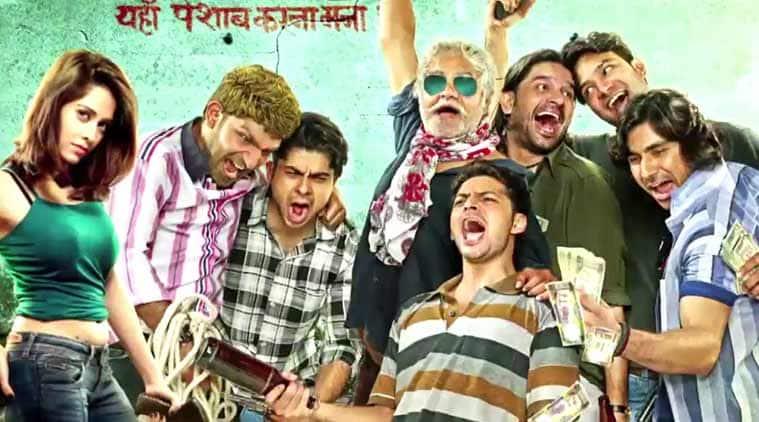 Meeruthiya Gangsters, Meeruthiya Gangsters movie, Meeruthiya Gangsters release, manoj bajpayee, Jaideep Ahlawat, Aakash Dahiya, Chandrachoor Rai, Shadab Kamal, Vansh Bhardwaj, Jatin Sarna, Nushrat Bharucha, Ishita Sharma, Sanjay Mishra, Mukul Dev, Brijendra Kala, Malkhan, entertainment news