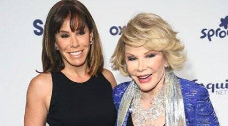My mother wanted me to pose for Playboy: Melissa Rivers