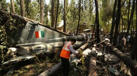 Mig-21 crash: No replacement for the 'Flying coffin' in near future