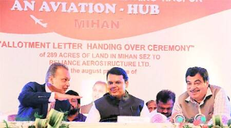 India's first PVT sector defence aviation unit in MIHAN: Govt allots 289 acres to Anil Ambani's RAL