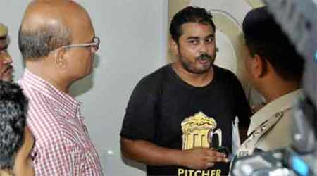 Sheena's brother Mikhail Bora in Mumbai, says will cooperate withprobe
