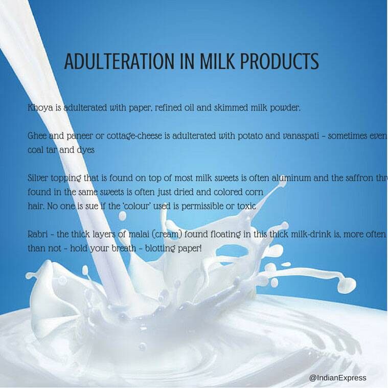 synthetic milk white poison Synthetic milk is a sweet poison which though does not kill at once but it slowly makes the body a fertile ground for diseases as a result of white revolution,.
