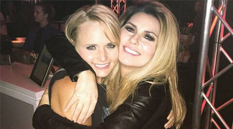 Miranda Lambert's 'girls night' with Shania Twain post divorce