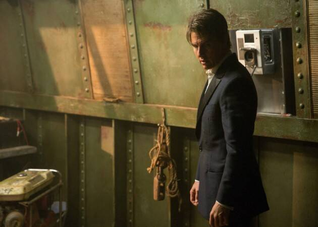 Mission Impossible 5, Mission Impossible Rogue Nation, Tom Cruise