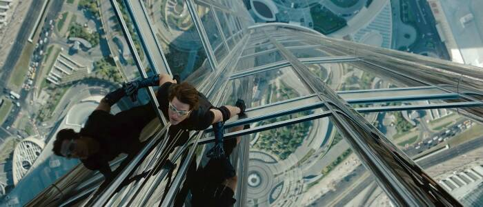 Mission Impossible, Ghost Protocol, Tom Cruise