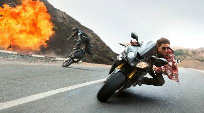 Mission Impossible - Rogue Nation, Tom Cruise