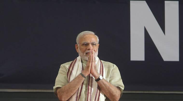 Narendra Modi, PM Narendra Modi, Narendra Modi, Pm Modi, Modi chaturmas, Hindu lunar calendar, Narendra Modi fasting, Modi US visit, United Nations General Assembly, Indian express