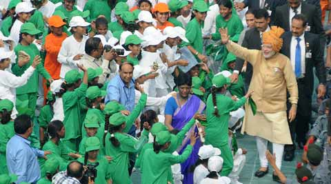 Modi, Independence Day, News, I-Day speech, India, Modi speech, Modi independence day speech