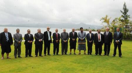 modi fiji, India-Pacific Islands Cooperation, India-Pacific Islands Cooperation in Fiji, india pacific relations, india pacific ties, india news, modi fiji visit,