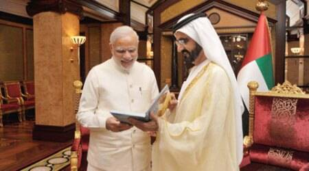 How India, UAE looked beyond Pak to forge a new partnership