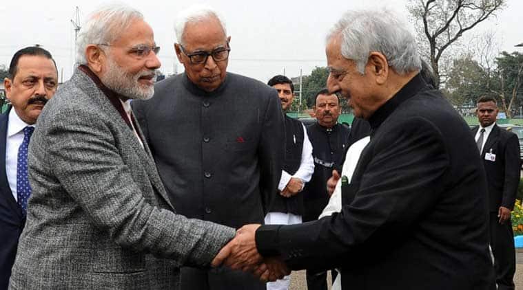 Narendra Modi, PM Narendra Modi, PM Modi, Jammu and Kashmir, Mufti Mohammad Sayeed, Mufti Sayeed, PDP-BJP governmen, Pakistan terrorists attack, Indian express, express news, express column