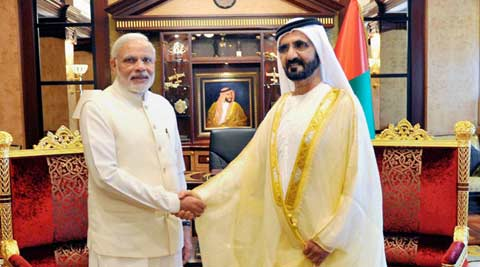 modi in uae, pm modi, india unsc, uae unsc, India, UAE, Narendra Modi, Modi UAE visit, UAE visit Modi, UAE India Infrastructure Investment Fund, Islamic state, India news