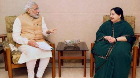 Inter-state river disputes to GST rollout: Jayalalithaa raises host of issues with PM Modi