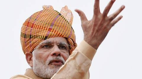 Narendra Modi, UAE, United Arab Emirates, modi UAE visit, Narendr a Modi in UAE, UAE indian community, Indians in UAE, ICAD Residential City, Abu Dhabi, Nizamuddin, Modi UAE, Modi Abu Dhabi, india news, world news, latest news, indian express