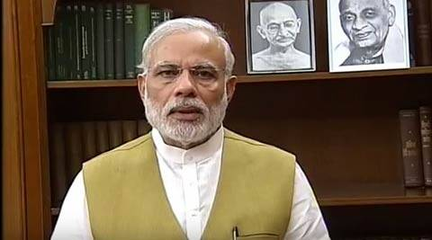 Govt will not re-promulgate land ordinance: PM Modi
