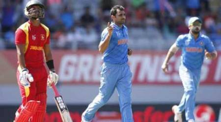 I am confident that I will be fit in time for South Africa series: Mohammed Shami