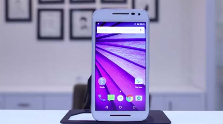 Moto G (3rd Gen): What you can and can't do with the water-resistant feature.