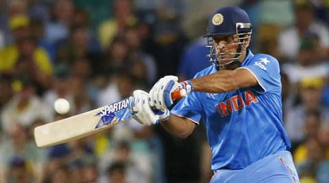 Keep supporting India, we have a good team: MS Dhoni