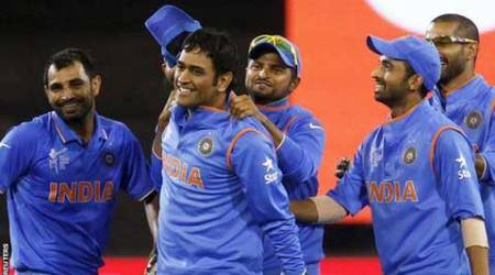 Keep supporting India, we have a good team: Dhoni