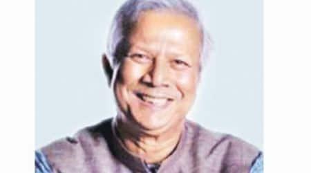 Muhammad Yunus, Nobel laureate Nobel laureate, intolerance, global intolerance, intolerance india, donald trump, indian express, world news