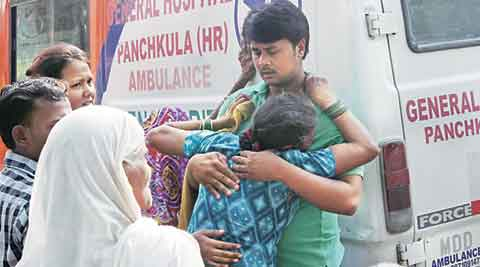 Railla village deaths, postmortem report, Wife murder, Chandigarh news