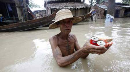 Mizoram continues aid efforts for flood-affected people in Myanmar
