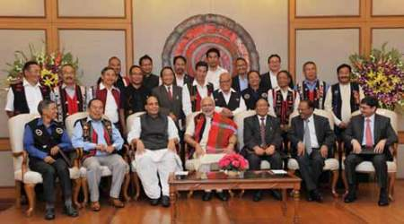 naga peace accord, naga peace deal, Ministry of Home Affairs, Home Ministry, NSCN (IM), northeast Chief Ministers, Indian army, BJP naga peace deal, Congress naga peace deal, india news, northeast news, latest news, top stories, indian express