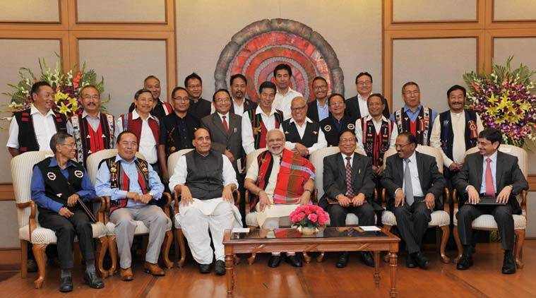 Naga peace talks, Naga interlocutor, Narendra Modi, R N Ravi, NSCN, Dimapur, naga peace accord, nagaland, India news, Indian Express